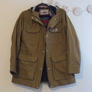 {Penfield / Madewell} parka jacket